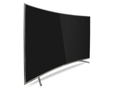 4k曲面电视 海尔lq65s81江苏售7899元