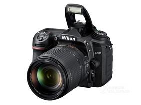 尼康 D7500套机(18-140mm ED VR) 黑色
