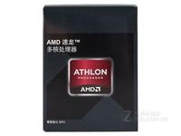 AMD Athlon X4 950 四核盒装CPU处理器 配B350 A320 AM4电脑主板