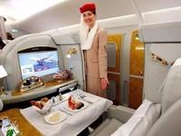 有钱真好!阿联酋航空头等舱照片曝光