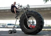 一个比一个奇葩:这些自行车你敢骑吗?