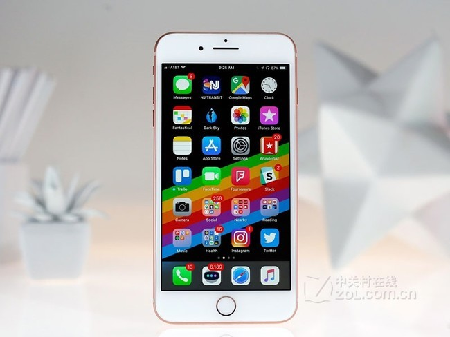 appleiphone8plus(a1864)64gb灰色苹果定位联通电信4g手机深空手机移动刷新太慢图片