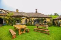 大C游世界 新西兰霍比特人村温馨酒吧