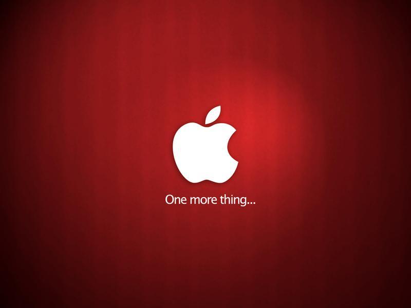 【高清图】苹果1024×768高清晰桌面壁纸欣赏(七)