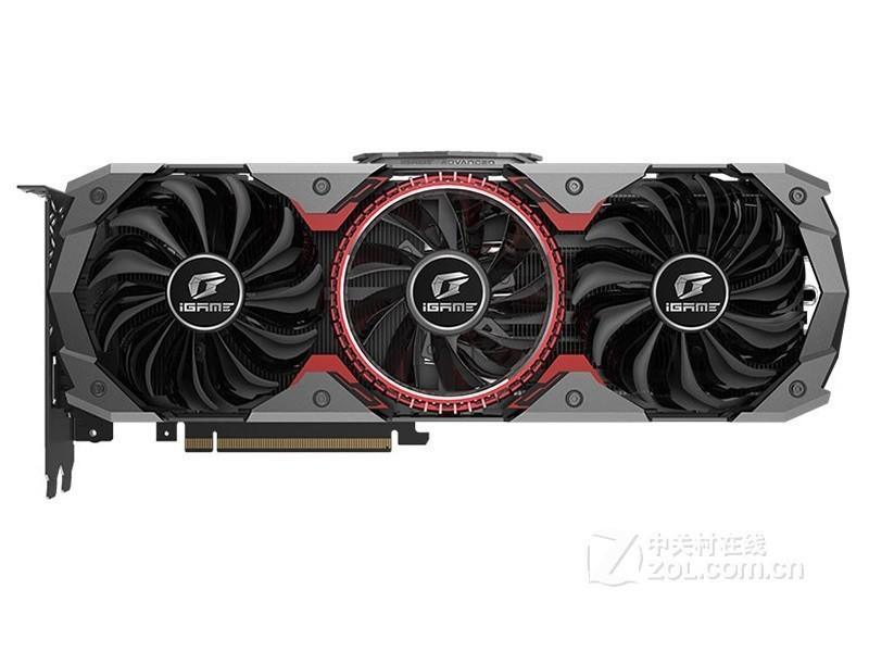 七彩虹iGame GeForce RTX 2080 Ti Advanced OC
