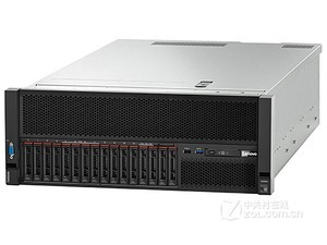 联想 ThinkSystem SR860(Xeon Gold 5118*2/16GB*8/900GB*8)
