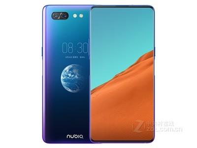 努比亚 X(6GB RAM/海光蓝/全网通)6.26英寸 2280x1080像素 后置:2400万像素+1600万像素 八核 6GB