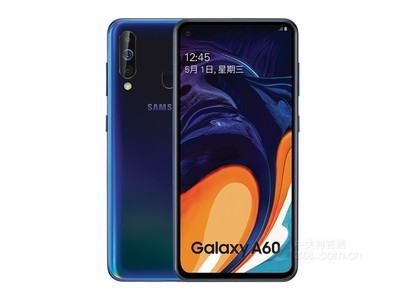 三星 GALAXY A60(6GB/64GB/全网通)6.3英寸 2340x1080像素 后置:3200万像素+800万像素超广角摄像头 八核 6GB