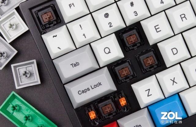 快3和值外围大小单双句,红黑茶青 用机械键盘办公爽不爽?