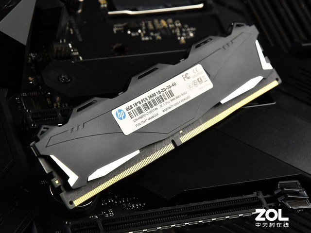 HP V6评测:快3最高中奖记录表,3600MHz的纯铝散热内存