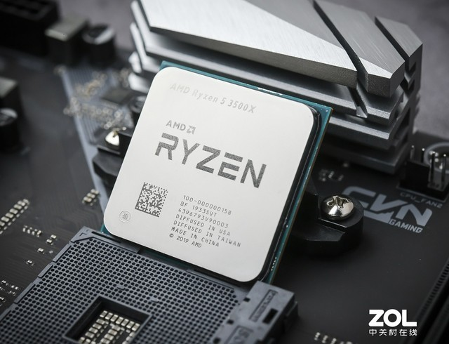 腾讯分分彩计开奖查询,6核心6线程处理器对比评测 AMD锐龙5 3500X表现怎么样?