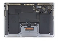 M1版本Macbook拆解 到底有啥不一样?