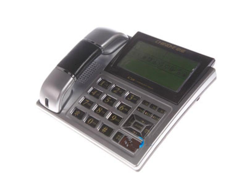 中诺 大屏幕来电显示电话机 c126