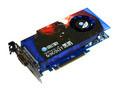 影驰9600GT黑将版 1GB(新版)
