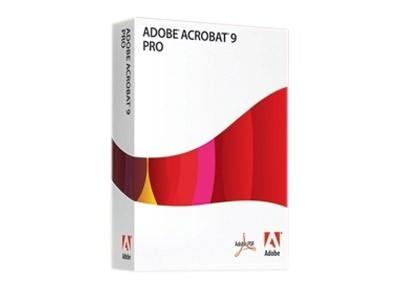 Adobe Acrobat 9.0 Pro for Windows(中文)
