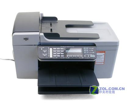 四项全能 HP彩色传真一体机5608评测