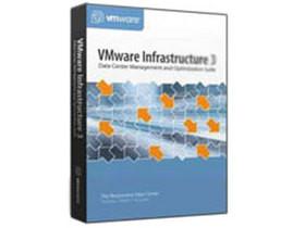 VMware Infrastructure Media Kit 英文版介质