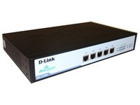 DLink DI-7100企业路由器病毒防御 智能管理 远程监控 80用户