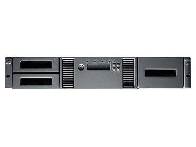 HP StorageWorks MSL2024 Ultrium 920 SAS 磁带库(AH559A)