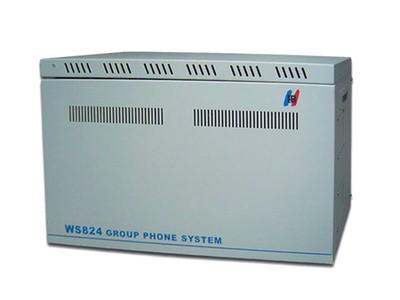 国威 WS824(5D)-2(32外线,192分机)(电话:15010875373)