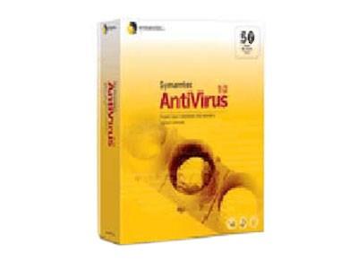 Symantec AntiVirus 10.2 中文产品包(50U)