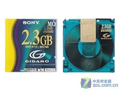 正品 索尼/SONY 2.3G 3.5吋 MO光盘(EDM-G23C) 磁光盘片