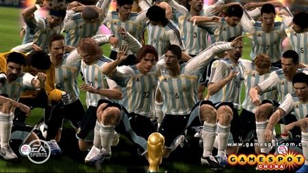 2006FIFA世界杯 巴西夺冠画面公布