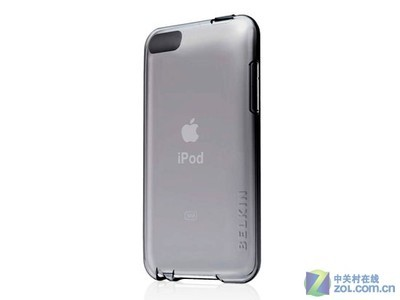 贝尔金 iPod Touch3代环保TPU保护套(透明)F8Z551qeCLR