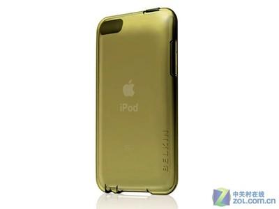 贝尔金 iPod Touch3代环保TPU保护套(黄色)F8Z551qe103
