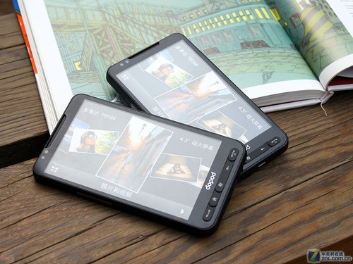 行货HD2大屏手机 多普达T8588降价近200