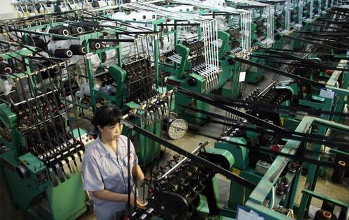 令人震惊的全球工厂工人劳动