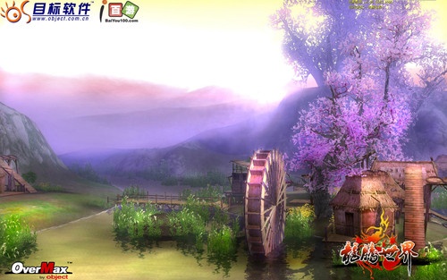 百游《龙腾世界》精彩游戏截图放送