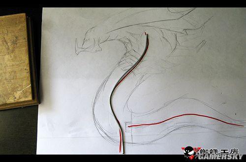国内玩家手办:星际2刺蛇制作过程全分享