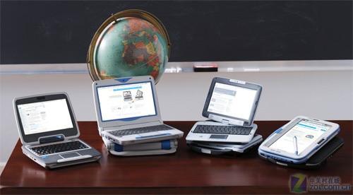 英特尔发布学生平板电脑Classmate PC