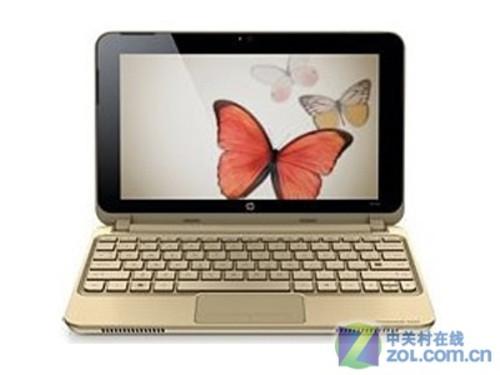女性数字手袋 惠普发布Mini 210蝴蝶版