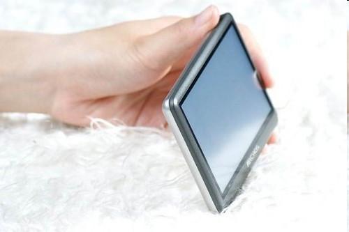 德国CeBIT2010 爱可视发布4款新品MP3