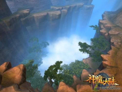 《神魔大陆》原画截图