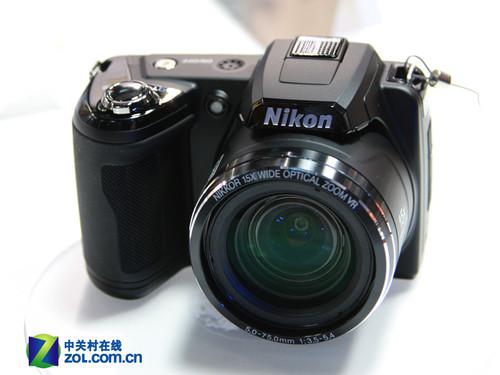 15X光变28mm广角 尼康L110上市售1700元