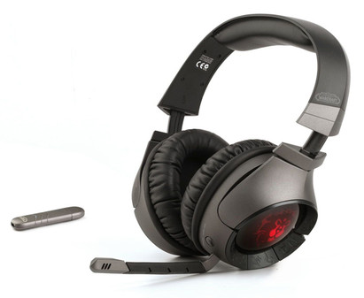 创新魔兽世界耳机全球同步上市