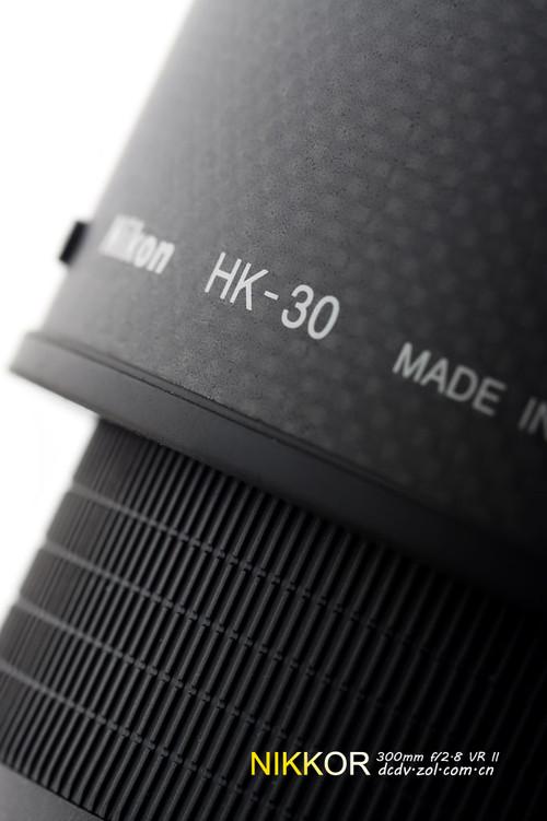 顶级金圈大炮 尼康300mm F2.8 VR II评测