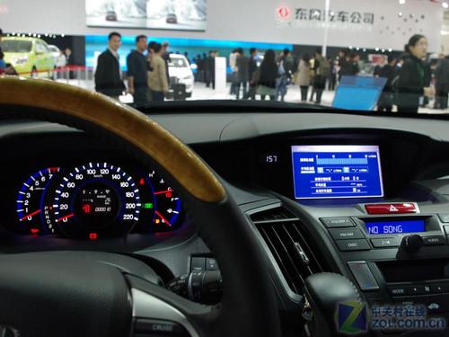 本田奥德赛,此车是以一款定位于家庭的7座mpv,并且在领航版奥高清图片
