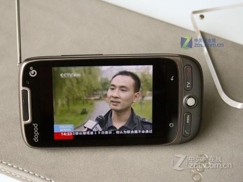 Android智能怪兽 多普达T8188攻入4000元