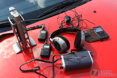 全国首测 100米无线耳机森海塞尔rs180