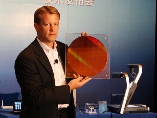 45nm凌动发布 英特尔性能智霸掌上市场