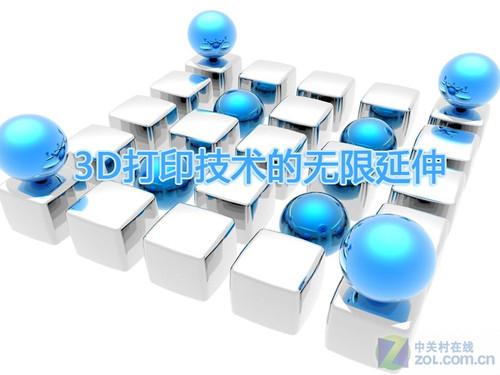 阿凡达掀蓝色风暴 3D技术热袭打印领域