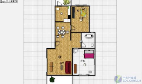 软件 正文  个人评论: 我家我设计也算老牌的家装软件了,推出的版本挺图片