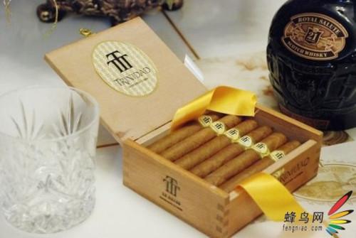 古巴千里达木盒雪茄     英文名: trinidadrobustos     中文名