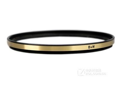 B+W 77mm F-PRO GOLD 金环多层镀膜UV镜