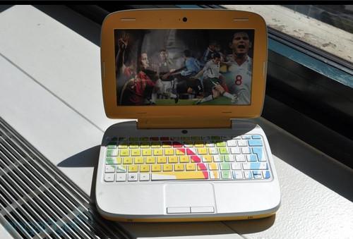 学生专用 HP世界杯主题上网本7月发布