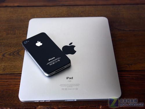 同是苹果你爱谁?iPad与iPhone 4的抉择